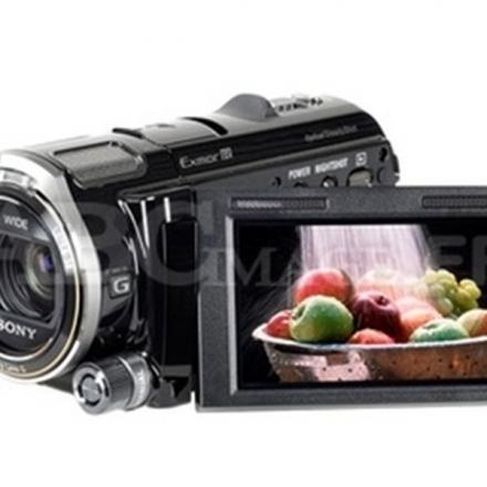 Caméscope Haute Définition Sony HDR CX560VE NOIR
